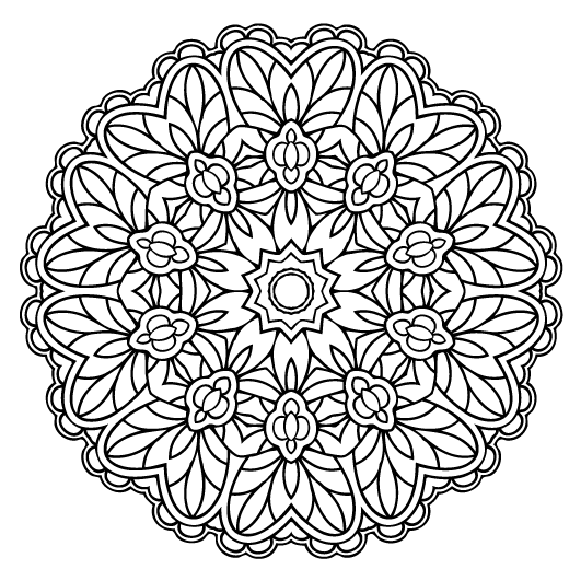 masterpieces coloring pages - photo#34