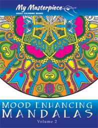 Mood Enhancing Mandalas Volume 2